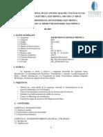 Silabo Instrumentacion Electronica