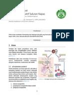 Farmakologi Obat Simtomatik Sistem Respirasi
