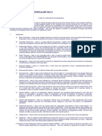 Code of Corporate Governance SEC Circular No 2 S2002