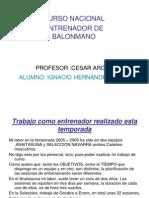 Trabajo de Defensa Curso Nacional Cesar ArgilÉs