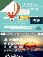 Aniversario Da IPJE