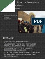 Alan Alegra Enríquez Fuentes - Peregrinación Ritual Con Costumbres Ancestrales Andinasconean