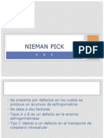 Nieman Pick