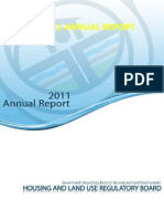 2011 Annual Report HLURB