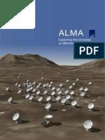 Alma Brochure Explore 2007