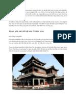 Di Hòa Viên Hoa Viên Khổng Lồ Của Trung Quốc