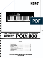 KORG+PA50+Service+Manual | Headphones | Solid State Drive