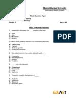 BH0036 Pharmacology MQP