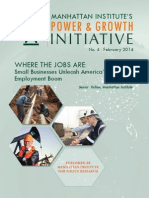 Power & Growth Initiative Report _ Where the Jobs Are_ Small Businesses Unleash Energy Employment Boom