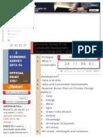 Economic Survey 2012_ Ch12-Sustainable Development Part1