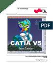 Catia v5 Basic Training English Cax 2012