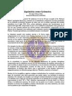 Alquimista Como Geometra, El - Oct98 - June Schaa, F.R.C.