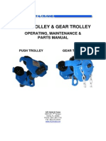 ACI - Push & Geared Trolley