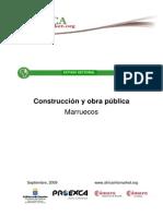 Construccion y Obra Publica en Marruecos
