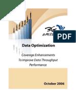 3G UMTS Data Throughput & Coverage Optimization(Enhancements)