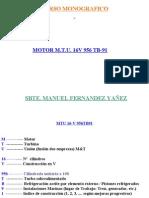 MOTOR MTU 16 V 956 TB 91_01 DESCRIPCION
