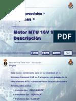 1.- MTU 16 V 956 TB 91_01 DESCRIPCION