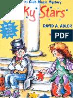 David a Adler - [Houdini Club Magic Mystery 03] - Lucky Stars (Retail) (PDF)