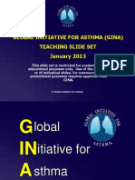 GINA Slideset 2013. Asthma