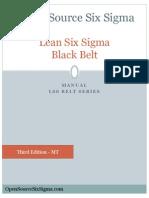 BlackBelt Manual Sample