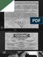BFG [Rulebook] Battle Fleet Gothic