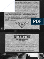 BFG [Rulebook] Battle Fleet Gothic