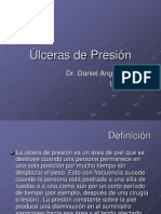 Ulceras de Presión