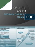 Bronquitis-Aguda