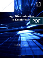 Age Discrimination in Employment Libro