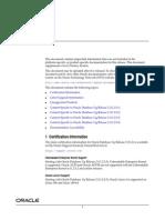 Oracle DBA Documentation