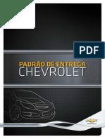 Manual Padrao de Entrega Chevrolet