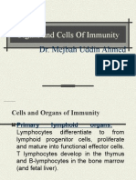 Cells and Organs of immunity