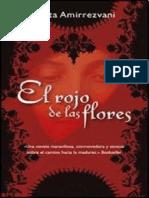 El Rojo de Las Flores---Anita Amirrezvani