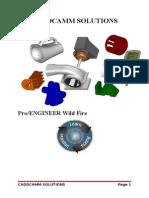 Pro e Course Material