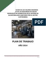 Plan de Trabajo Implementacion 01-07-14 Aportes Mimbela