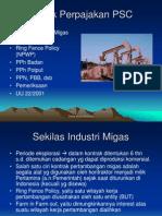 PSC Tax Migas
