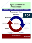 SGP-Study on Government Procurement