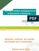 Nuevos Modelos Pedagógicos MiguelSantamariaLancho