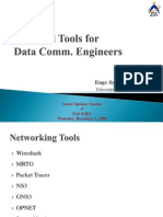 Essential Tools for Data Comm Engineers