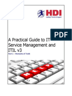 A Practical Guide to ITSM and ITIL 3 Part 1 Moments of Truth