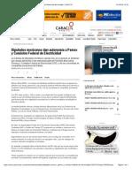 30-07-14 Diputados mexicanos dan autonomía a Pemex y Comisión Federal de Electricidad