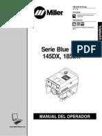 Manual Operador Generador Miller