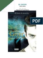 El Dador (the Giver)