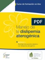 Manejo de La Dislipemia Aterogenica Modulo 1