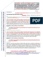 20140803-G. H. Schorel-Hlavka O.W.B. to Submissions to the Financial System Inquiry-SUPPLEMENT 3
