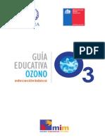 Guia Educativa Ozono Basica