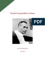1969-Carlos Marighella - Manuel Du Guerillero Urbain