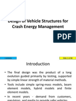 7-Design of Vehicle Structures for Crash Energy Management v6