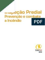Inspeção Predial - Prevenção e Combate a Incêndio