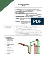 Welding Objective PDF